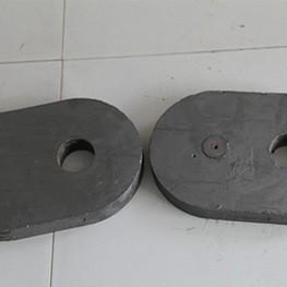 320型吹氩滑板